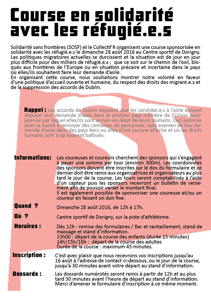 Dublin cours toujours TRACT 2
